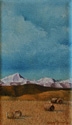 View From Big Rock painted by Wendy Palmer.<br>